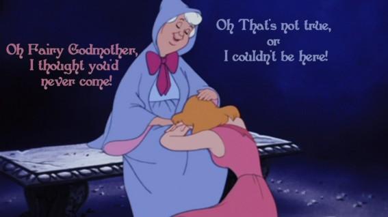 photo credit: Walt Disney's Cinderella